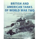 British and American Tanks of World War II