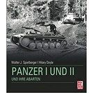 Panzer I and II and their Varieties
