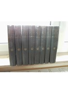 Illustrated History of the War of 1914 - 17 Volumes rebound in 8 volumes.