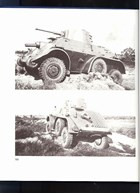 The armoured wheeled vehicles of the Army  until 1945
