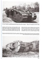 Armoured Fighting Vehicles in World War One
