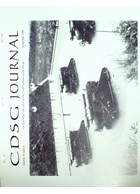 CDSG Journal - The Quarterly Publication of the Coast Defense Study Group - Nov. 1999