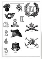 Uniforms and Insignias of the Dutch Royal Army from 1912 to present