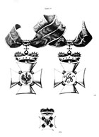 The old-prussian Decorations