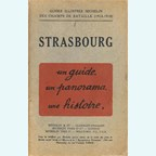 Michelin Illustrated Guides to the Battlefields (1914-1918) - Strasbourg