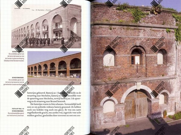 Fortress Books - The Defences of the Wellington Barrier in