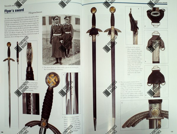 Fortress Books - Deutsche Luftwaffe - Uniforms and Equipment